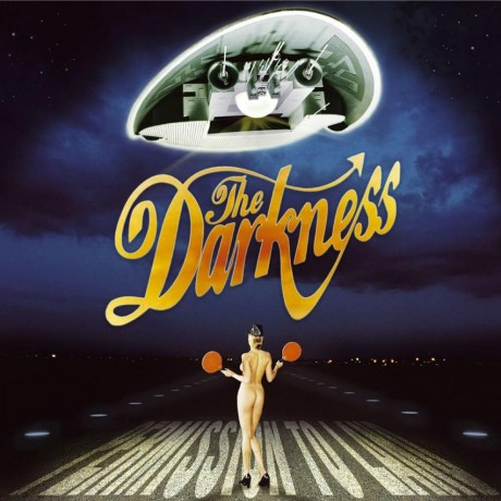THE DARKNESS 'PERMISSION TO LAND'