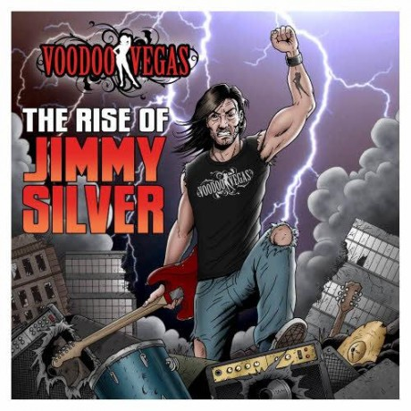 VOODOO VEGAS 'THE RISE OF JIMMY SILVER'